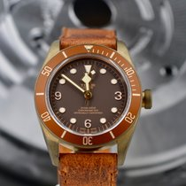 Tudor Black Bay Bronze Bronzo 43mm Marrone Arabi Italia, Ravenna