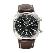 Panerai Radiomir GMT Steel 42mm Black Arabic numerals United States of America, Arizona, Scottsdale