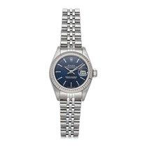 Rolex Lady-Datejust Steel 26mm Blue No numerals United States of America, Pennsylvania, Bala Cynwyd