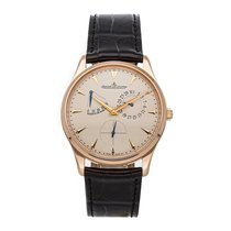 Jaeger-LeCoultre Master Ultra Thin Réserve de Marche Rose gold 39mm Champagne No numerals United States of America, Pennsylvania, Bala Cynwyd
