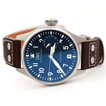 IWC Big Pilot Steel 46mm Blue Roman numerals United States of America, Florida, Aventura