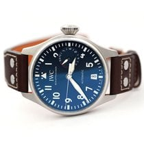 IWC Big Pilot new 2019 Automatic Watch with original box and original papers IW500916