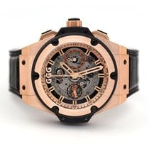 Hublot King Power Rose gold 48mm Transparent No numerals United States of America, Florida, Aventura