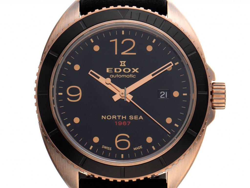 Edox 80118 BRN N67 2021 new