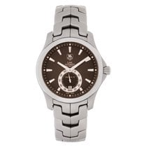 TAG Heuer Link Calibre 6 Steel 38mm Brown No numerals United States of America, Florida, Surfside