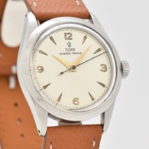 Tudor Oyster Prince 33mm Silver Arabic numerals United States of America, California, Beverly Hills