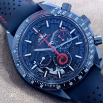 Omega Speedmaster Professional Moonwatch nuovo 2021 Manuale Cronografo Orologio con scatola e documenti originali 311.92.44.30.01.002