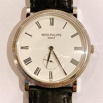 Patek Philippe 5119G-001 White gold 2007 Calatrava 36mm pre-owned