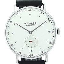 NOMOS Steel 39mm Manual winding 1109 new