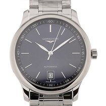 Longines Master Collection Steel 39mm Blue