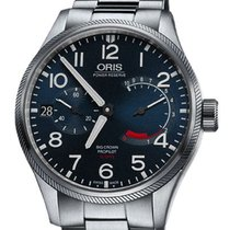 Oris Big Crown ProPilot Calibre 111 new 2020 Manual winding Watch with original box and original papers 01 111 7711 4165