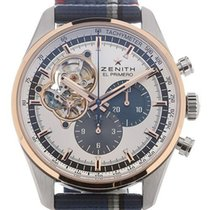 Zenith 42mm Automatic 51.2080.4061/69.C802 new