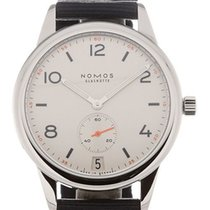 NOMOS Steel 42mm Automatic 775 new