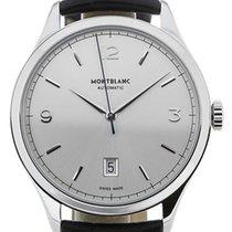 Montblanc Heritage Chronométrie 40mm Silver