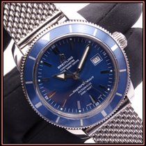 Breitling Superocean Heritage 42 Steel 42mm Blue No numerals
