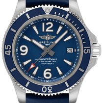 Breitling Superocean 42 Steel 42mm Blue United States of America, California, Moorpark