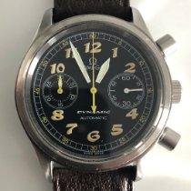 Omega Dynamic Chronograph Staal 38,5mm Zwart Arabisch