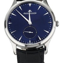 Jaeger-LeCoultre Master Grande Ultra Thin Steel 40mm Blue United States of America, Illinois, BUFFALO GROVE