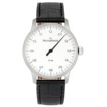 Meistersinger N° 01 new Manual winding Watch with original box and original papers DM301
