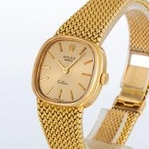 Rolex Cellini usados 24mm Oro Oro amarillo
