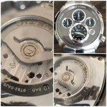 Seiko Arctura Stahl 44mm Grau Keine Ziffern