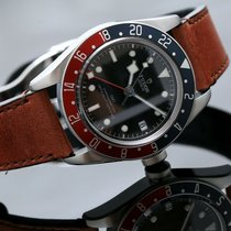 Tudor Black Bay GMT Steel 41mm Black No numerals United Kingdom, Oxford