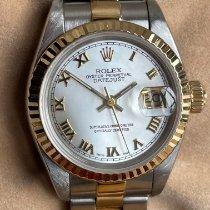 Rolex 69173 Zlato/Ocel 1993 Lady-Datejust 26mm použité