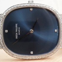 Patek Philippe Golden Ellipse White gold 31mm