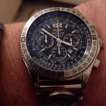 Breitling B-2 Steel 44mm Blue
