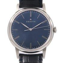 Zenith Elite 6150 42mm Bleu