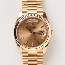 Rolex Day-Date 36 Yellow gold 36mm Champagne No numerals United States of America, Missouri, Columbia