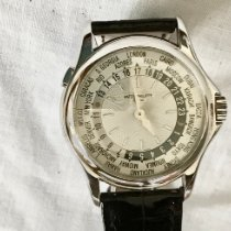 Patek Philippe White gold 37mm Automatic 5110G-001 pre-owned