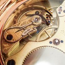 A. Lange & Söhne Watch pre-owned 1899 Red gold 56mm Arabic numerals Manual winding Watch with original papers