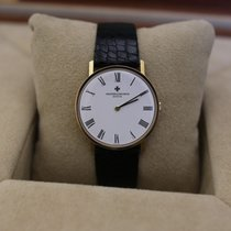 Vacheron Constantin Patrimony Yellow gold 33mm White