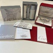 Cartier 21 Must de Cartier Сталь 28mm Cеребро Римские