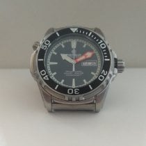 Deep Blue Steel 45mm Automatic 1765 pre-owned