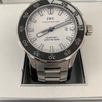 IWC Aquatimer Automatic 2000 Steel 44mm White United States of America, Massachusetts, East Longmeadow