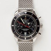 Breitling Superocean Heritage Chronograph Steel 44mm Black No numerals United States of America, Missouri, Columbia