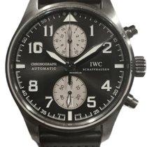 IWC Pilot Spitfire Chronograph IW387806 Хорошее Сталь 43mm Автоподзавод