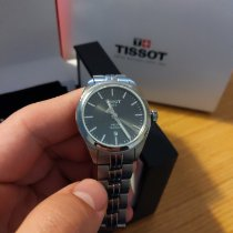 Tissot new Quartz Titanium Sapphire crystal