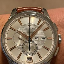 Zenith El Primero Winsor Annual Calendar Steel 42mm Silver No numerals United States of America, Texas, Irving