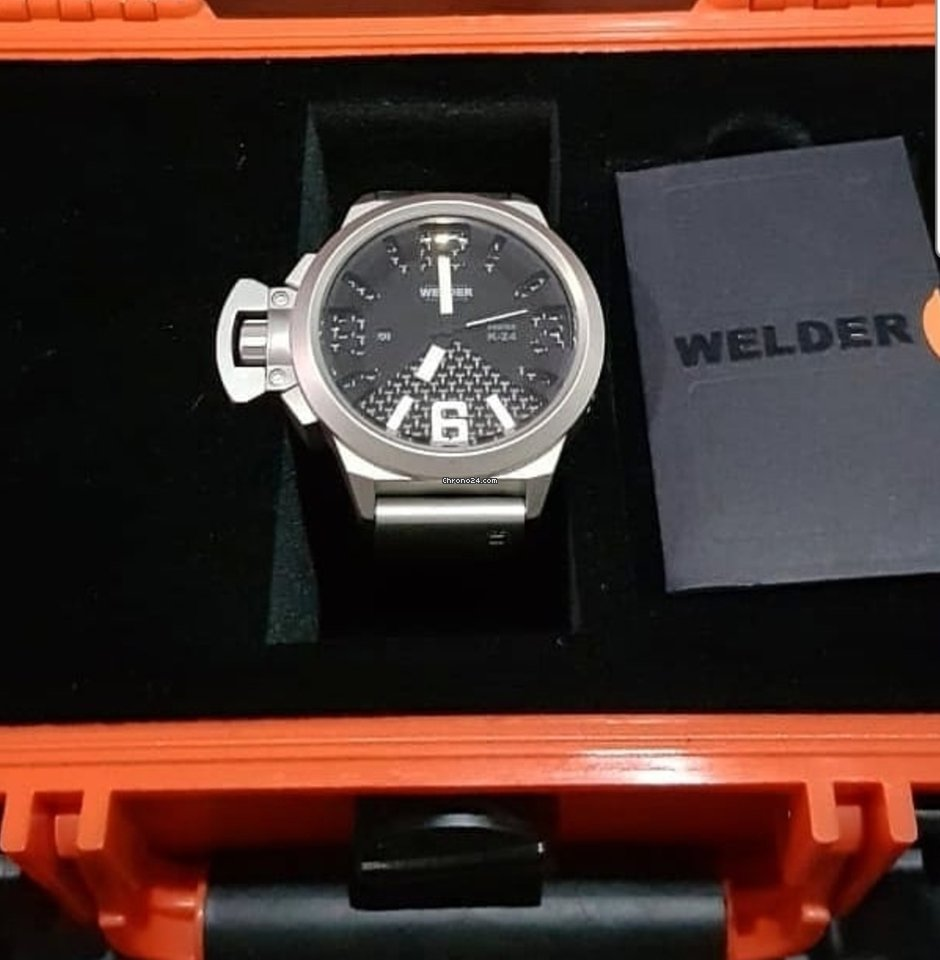 Welder K24 3002 pre-owned
