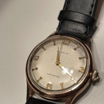 Benrus Rose gold 34mm Manual winding 2155 pre-owned United States of America, Pennsylvania, pittsburgh