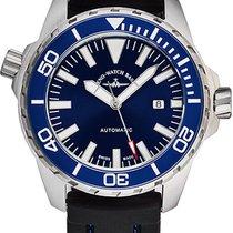 Zeno-Watch Basel Steel 53.5mm Automatic 6603-2824-A4 new United States of America, New York, Brooklyn