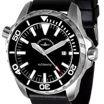 Zeno-Watch Basel Steel 53.5mm Automatic 6603-2824-a1 new United States of America, New York, Brooklyn