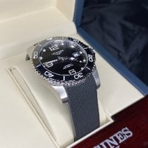 Longines Steel 41mm Automatic L3.781.4.56.9 new