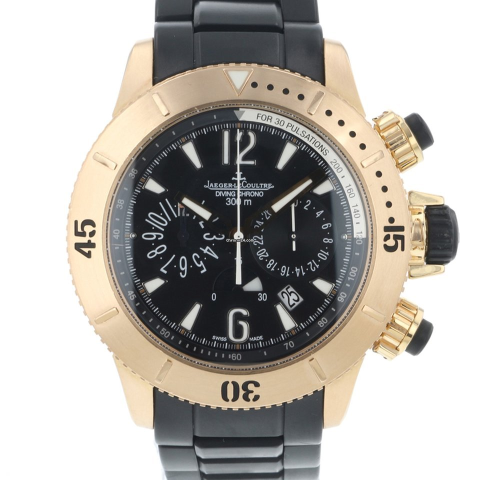 Jaeger-LeCoultre Master Compressor Diving 160.2.25 pre-owned