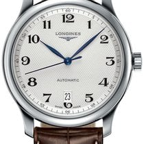 Longines Master Collection Steel 38.5mm Silver United States of America, California, Moorpark