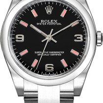 Rolex 176200-BLKAPSO Steel Oyster Perpetual 26 26mm new United States of America, California, Moorpark