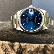 Rolex Oyster Perpetual Date 15200 Очень хорошее Сталь 34mm Автоподзавод
